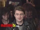 Daniel Radcliffe At The Woman In Black Los Angeles Premiere ARRIVALS