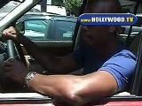 Dave Chappelle In His Car