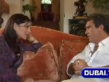 DUBAI.TV HOST JANEEN MANSOUR & ANTONIO BANDERAS INTERVIEW!!!