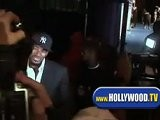 Tyson Beckford Leaving Club Opera