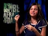 Don&apos T Be Afraid Of The Dark - Bailee Madison