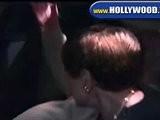 Don Rickles Makes His Way Out Of Nobu