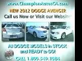 DODGE AVENGER Manhattan Beach, Orange County, Glendale, Norwalk CA - 2012 NEW - 800.549.1084