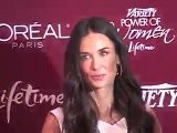 Demi Moore Infatuated With Ashton Kutcher&#039 S Texts