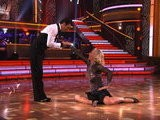 Dancing With The Stars Martina Navratilova&#039 S First Dance