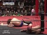 Danshoku Dino Vs Hikaru Sato DDT