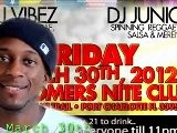 DJ Vibez & DJ Junior @ BOOMERS NITE CLUB FRIDAY March 30th