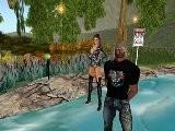 Doofus Luckless & Pandora Scorpio At Surfside Hideaway 3-29-2012