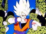 Dragon Ball Z Cell&#039 S Bag Of Tricks
