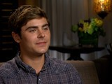 Does Zac Efron Feel Lucky?