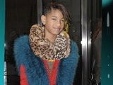 E! News Now Willow Smith&#039 S Wacky Style