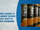 Legal Staff In Rancho Cucamonga CA