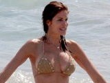 E! News Now Stephanie Seymour&#039 S Slimmed Down Beach Body