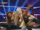 Eve Torres Vs Beth Phoenix Lumberjill Match