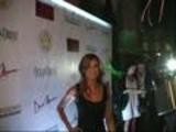 Elisabetta Canalis In A Red Carpet Minute