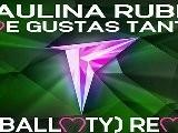 PREVIEW + DOWNLOAD Paulina Rubio - Me Gustas Tanto Feat. 3BallMTY 3BallMTY Remix NO SURVEY