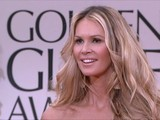 Elle Macpherson&#039 S Two Golden Globes Gowns