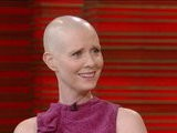 E! News Now Cynthia Nixon Goes Bald!