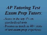 Elk Grove AP Test Exam Prep Tutoring