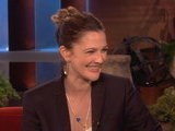 E! News Now Drew Barrymore Gushes About Fiance