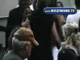 EXCLUSIVE: Halle Berry Goes To The Hollywood Bowl