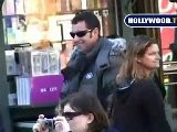 EXCLUSIVE: Adam Sandler At The Mall In Los Angeles