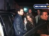 EXCLUSIVE: Jamie Kennedy & Jennifer Love Hewitt Hit The Ice House