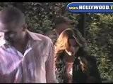 Eva Longoria & Tony Spotted @ Beso After Staples Center