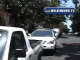 EXCLUSIVE: Halle Berry Spotted In The Valley