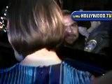 Eva Longoria Leaves Blackberry Party In Beverly Hills