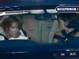 Eva Longoria Parker And Friends Leave Beso