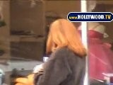 Exculsive: Marcia Cross Shopping In Studio City