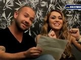 EXCLUSIVE: Miley Cyrus & Alison Silva From Hollywood.TV Singing In Portuguese! Brazil Stay Tuned!