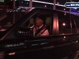 EXCLUSIVE: Russell Simmons Passes By On Sunset Boulevard