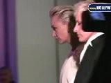 Ellen DeGeneres, Portia De Rossi Arrive At BOA