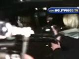 Eva Longoria Showing Off Her Wedding Ring