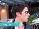 EXCLUSIVE: Nick Jonas Checks In From SXSW