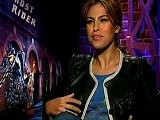EVA MENDES MAKES GHOST RIDER FESS UP