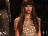 Elie Saab Fall 2012 Ready-To-Wear At Paris Fashion Week