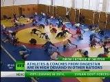 Elders Sharing Dagestan&rsquo S Wrestling Legacy