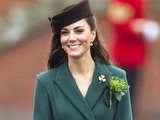 E! News Now Middleton Is Gorgeous In Green