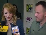 Emma Stone And Marc Webb Talk &#039 The Amazing Spider-Man&#039 At SuperCon 2012
