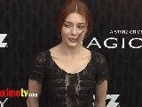 Elena Satine STARZ Magic City Los Angeles Premiere