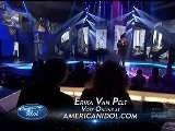 Erika Van Pelt, Top 10 Performs American Idol 2012