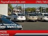Escondido, CA 92026 Toyota Venza Financing