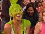 E! News Now Halle Berry Gets Slimed