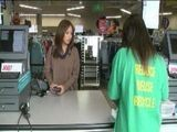 FOX6 Reporter Angelica Duria Shows Off Her Thrift Shopping Skills For WakeUp