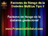 FACTORES DE RIESGO DE LA DIABETES MELLITUS TIPO II PARTE III NUTRICION Y SALUD