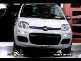 Fiat Panda Crash Test 2011