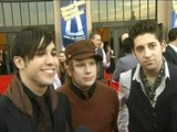 Fall Out Boy At The American Music Awards 2006